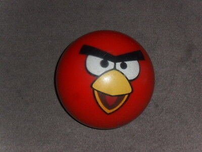 red angry birds bowling ball 10lb in weight