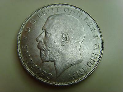 1923 Florin King George V British Coin Great Britain Two Shillings