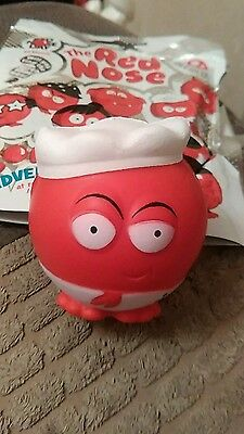 2017 Red Nose Day Comic Relief Nose - Sneezecake