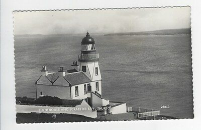 Lighthouse and Scrabster Bay, Thurso - No.28843