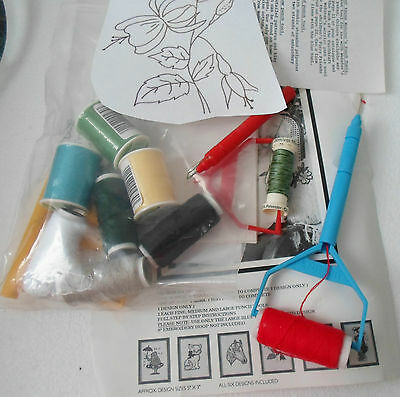 Webster Punch Needle Starter kit. Used once only.