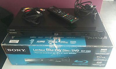 Lecteur Blu Ray Sony BDP-S360
