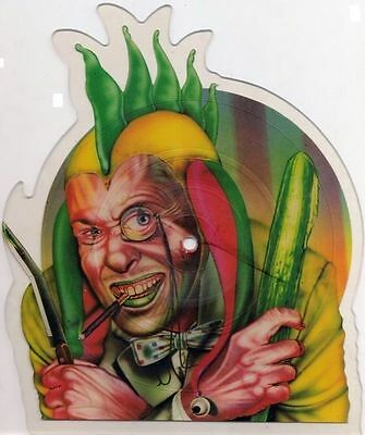 MARILLION  Garden party  /  SHAPED PICTURE DISC