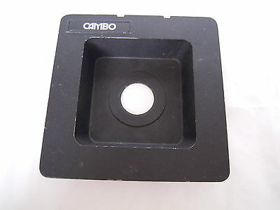 Cambo 4X5 Recessed Lens Board Panel
