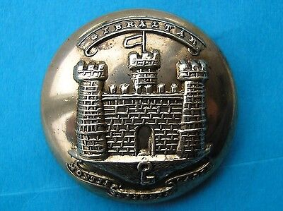 Northamptonshire Regiment, Large Brass, Officer's Mess Waiter's Military Button