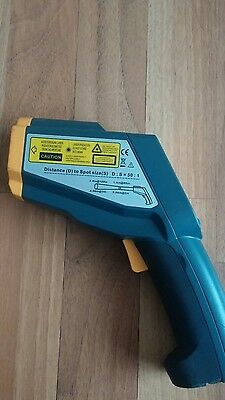 RayTemp 38 Infrared Thermometer for measuring small surface at greater distances