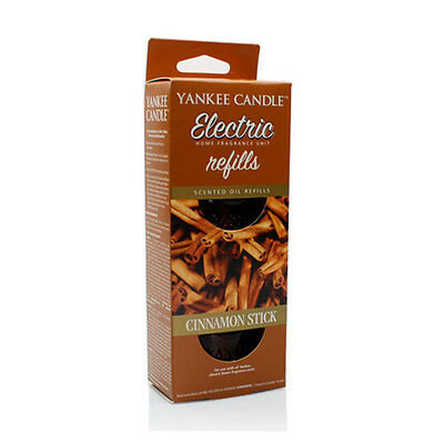Yankee Candle Cinnamon Stick Scent Plug Refills
