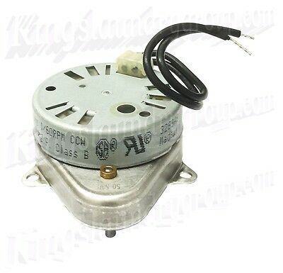 GREENWALD 110V 1/60 Rpm START MECH TIMER MOTOR 50-61-1 M400609 FREE SHIPPING