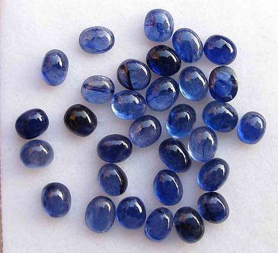 20.70 Natural Loose Blue Sapphire Superb Oval Shape Loose Gemstone