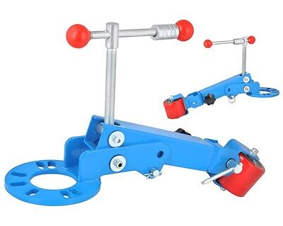 U-shaped roll Flanging device Professional flaring tool CAR Fender roller for