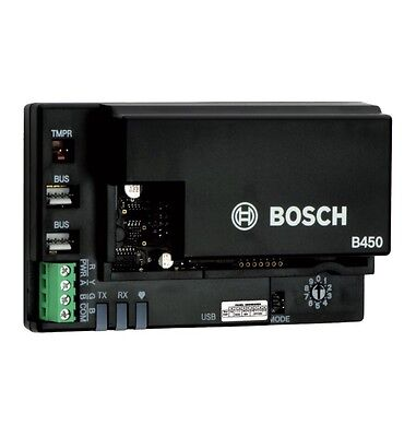New- BOSCH B450 Communication Module Interface Conettix Plug-in  Cellular