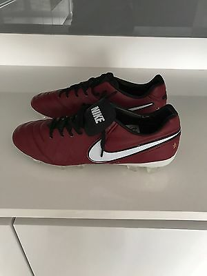 Mens Nike Football Boots Size 10
