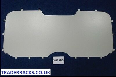 Toyota Pro Ace 2013  - Tailgate Rear Window Solid Blanks by Van Guard
