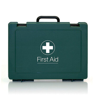 Workplace First Aid Kits HSE Compliant - Choose 10 20 or 50 Person - Office Home