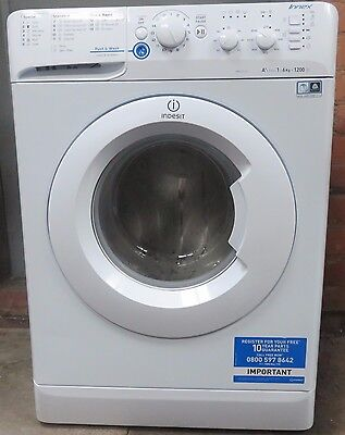 INDESIT XWSC61251W 1200 rpm Washing Machine - White A+