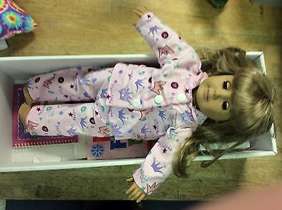 """AMERICAN GIRL 18"""" DOLL with box"""