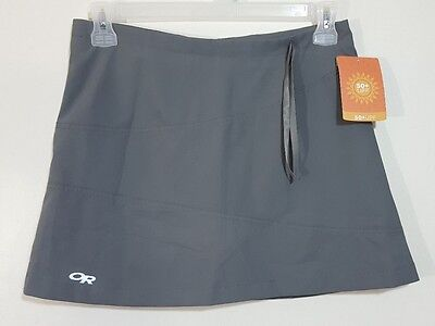 Outdoor Research Gray Women's  Size 6 Hiking Skirt Skort NWT