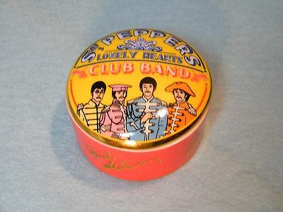 The Beatles - Franklin Mint Music Box, Lonely Hearts Club Band!