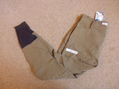 "Animo mens breeches dark beige/brown size I 50 UK 33""/34"""