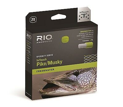 RIO InTouch Pike / Musky Float/ Intermediate - SALE - Save £5 + Free Postage
