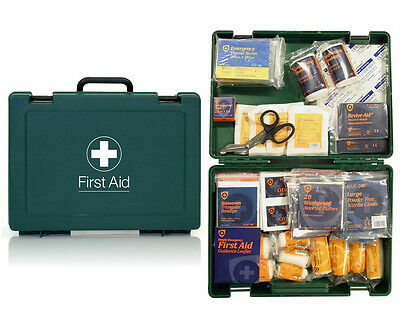 Catering First Aid Kits BS 8599-1 Compliant - Standard - Small, Medium or Large