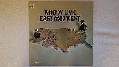 WOODY HERMAN - Woody Live East and West (LP)