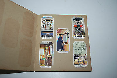 W.D & H.O Wills Cigarette Cards Complete Set  50 Cards Railway Equipment  1939