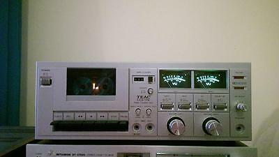 TEAC A-108  tape deck player recorder rare model