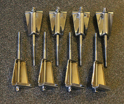 Premier Cabria bass drum claws and tension rods x 8