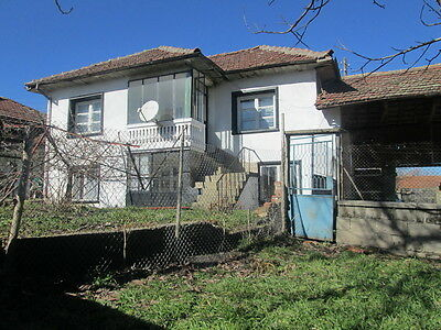 Bulgarian Property  House With Land 3Bedrooms