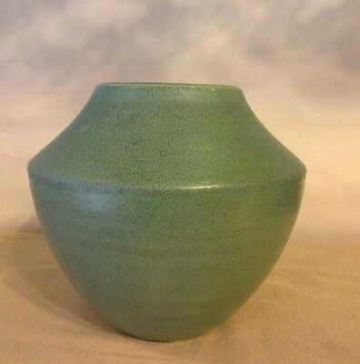 Haeger Floral Pottery Green Macomb IL USA