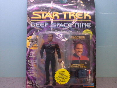 playmates commander Benjamin sisko from star trek deep space nine