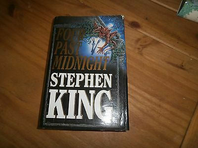 Four Past Midnight by Stephen King (Hardback, 1991)