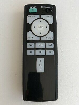 2013 14 15 16 17 Nissan Armada Pathfinder Entertainment Dvd Remote Control Oem