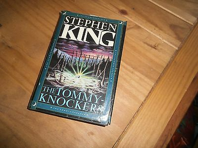 The Tommyknockers by Stephen King (Hardback, 1988)
