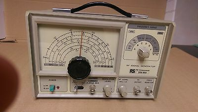 RS Components Signal Generator: 206-949