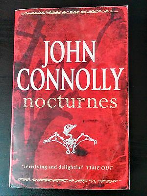Nocturnes by John Connolly (Paperback Crime Thriller Murder Mystery Horror)