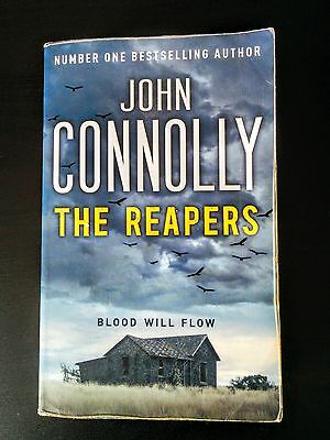 The Reapers (Charlie Parker #7) by John Connolly (Paperback Murder Mystery)