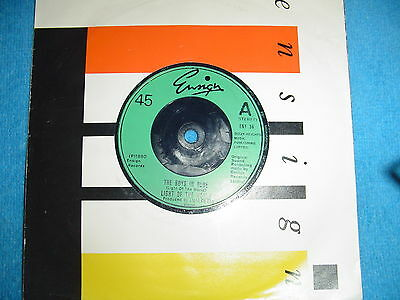 "Light Of The World-The Boys In Blue-7"" Single-Ensign 1980-Eny 36-Ex"