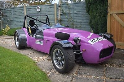 Westfield SEIW Roadgoing Hillclimb Track Day Car UNEXPECTEDLY  RE-AVAILABLE