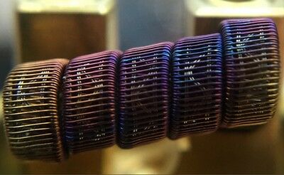 2 KPN80 Corrugated Staple Staggered Fused Clapton Coils + Free Coils/Cotton!
