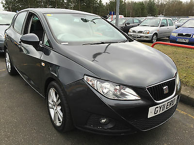 2011 Seat Ibiza Chill 1.4 Cat C 2 Former Recorded Owner, Climate, Low Miles Car
