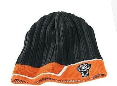 Arctic Cat beanie new winter hat AC skull orange / black