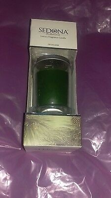 Sedona Botanica Luxury Fragrance Candle in Fir Balsam Scent