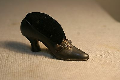 "Victorian Pin Cushion ""Shoe"""