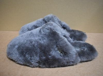 New without Box! UGG Fluff Clog Women's Slippers Gray size 8 US