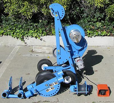 Condux CableGlider STD 6500 lbs Cable Puller Wire Pulling Tugger greenlee