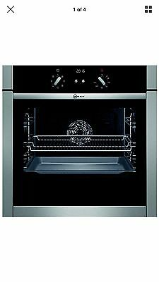 Neff Slide And hide oven B44M42N5GB Full 2 Year Warranty