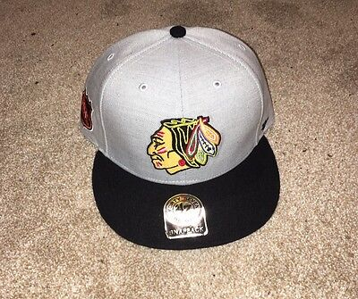 Chicago Blackhawks Vintage Snapback