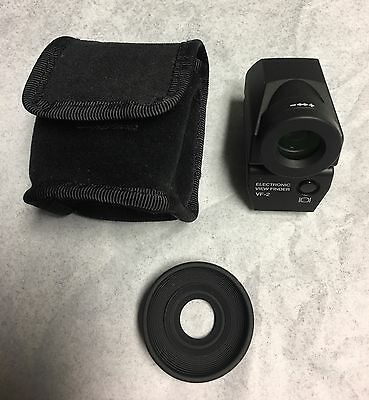 olympus vf-2 Electronic View Finder For Olympus Pen and Leica M (type 240)